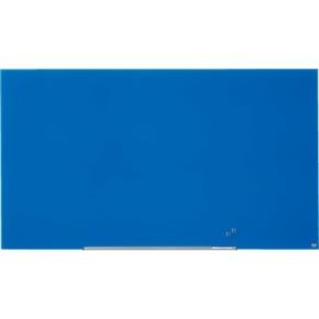 Nobo Diamond glastavle i blå - 105,9 x 188,3 cm