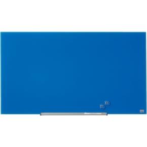 Nobo Diamond glastavle i blå - 55,9 x 99,3 cm