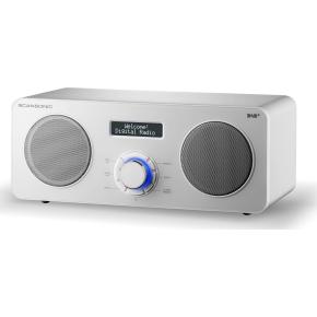 Scansonic DA300 DAB+/FM-radio - Hvid