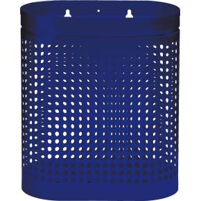 RMIG affaldsspand type 626U, kobolt blå