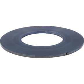 Stålbånd Ø300 mm, 640 kg, rulle m. 25 kg