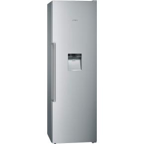 Siemens GS36DPI20 fryseskab i rustfrit stål, A+