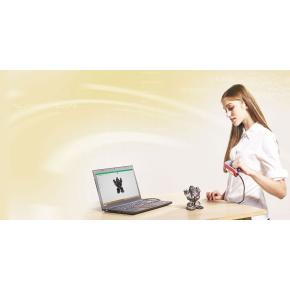 XYZ da Vinci håndholdt 3D Scanner