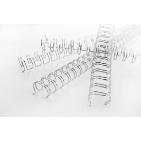 GBC metal spiralryg, A5, 24 ringe, 9.5 mm