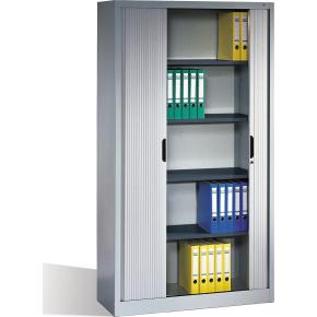 CP Omnispace arkivskab m. 4 hylder, 1000x1980 mm