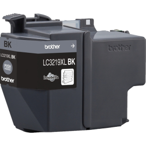 Brother LC3219XLBK XL blækpatron, sort, 3000s