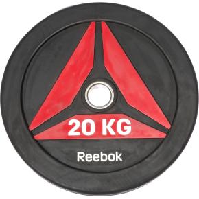 Reebok Functional BumperPlate, 20 kg