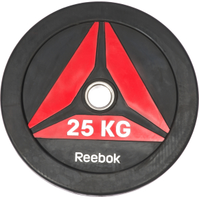 Reebok Functional BumperPlate, 25 kg
