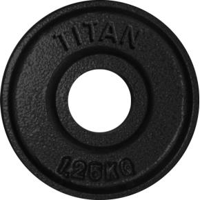 Titan Box Plate, 1,25 kg