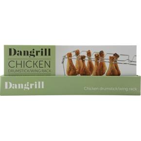 Dan Grill holder til kyllinglår/vinger