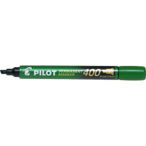 Pilot 400 permanent marker, grøn