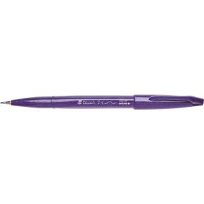 Pentel Brush Sign Pen, violet