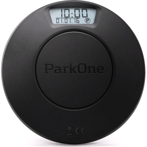 ParkOne 2 P-timer, carbon black