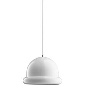 Hattrick Pendel, Hvid, Ø 23 cm