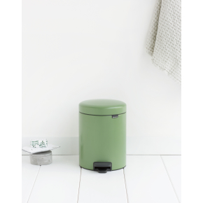 Brabantia Pedalspand, 5 L, moss green