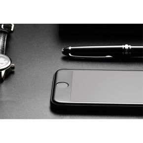 Coolreall 3D skærmbeskyttelse iPhone 7 Plus, sort