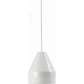 Crayon Pendel, Hvid, Ø45 cm