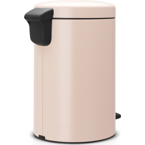 Brabantia Pedalspand, 12 L, clay pink