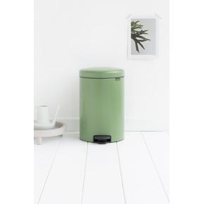 Brabantia Pedalspand, 20 L, moss green