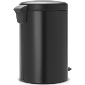 Brabantia Pedalspand, 20 L, matt black