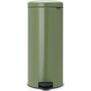 Brabantia Pedalspand, 30 L, moss green