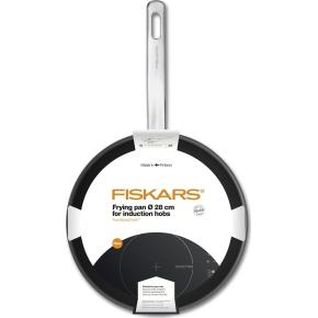 Fiskars Functional Form Stegepande, 28 cm