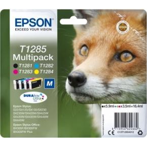 Epson nr.T1285/C13T12854012 blækpatron, sampak