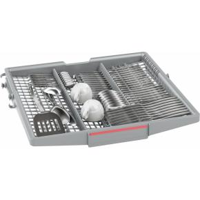 Bosch SMU46KS02S - Opvaskemaskine, 60 cm, stål