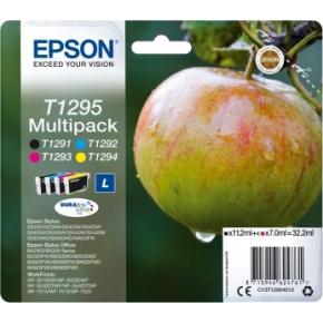 Epson nr.T1295/C13T12954012 blækpatron, sampak
