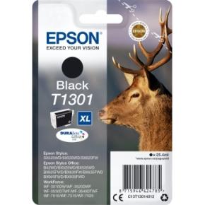 Epson nr.T1301/C13T13014012 blækpatron, sort, 945s