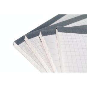 Esselte Standardblok A5, linjeret, med stub