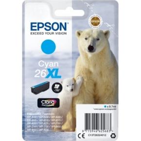 Epson T2632 XL blækpatron, 700s, blå