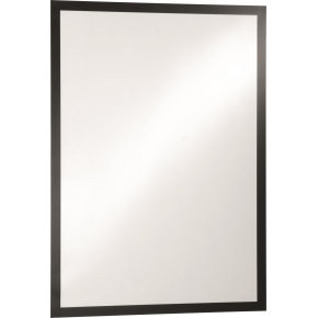 Durable DURAFRAME Poster A1, sort, 1 stk.