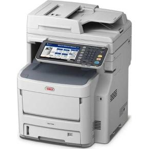 OKI MC760DNVFAX multifunktionsprinter