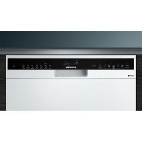 Siemens SN457W06TS opvaskemaskine, A+++