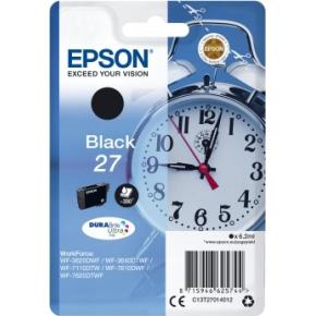 Epson 27/C13T27014012 blækpatron, sort, 350s