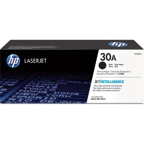 HP 30A/CF230A Lasertoner, sort, 1600s