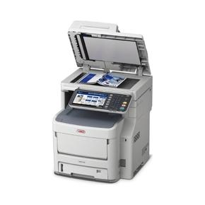 OKI MC770dnvfax farve laser MFP