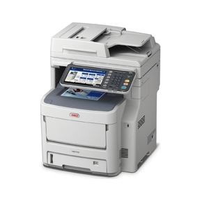 OKI MC780dfnvfax MFP color LED laserprinter