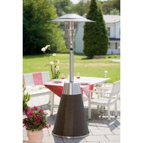 """Terrassevarmer """"ROMA"""" 14 kW, H:230 cm"""