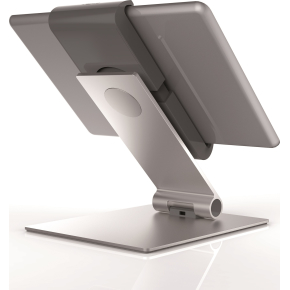 Durable bordstander til iPad/tablet,  aluminium