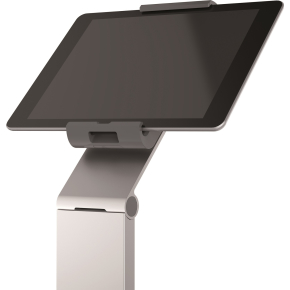 Durable gulvstander til iPad/tablet, aluminium