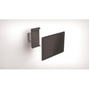 Durable vægmont.stander til iPad/tablet, aluminium