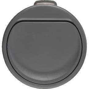 Brabantia Touch Bin 30 L, almond