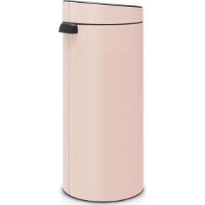 Brabantia Touch Bin 30 L, clay pink