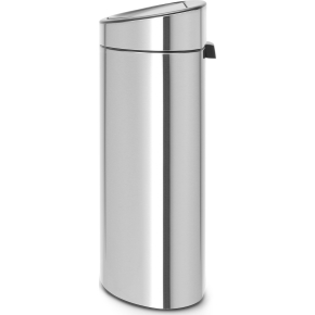 Brabantia Touch Bin 40 L, matt steel FPP