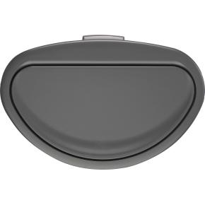 Brabantia Touch Bin 40 L, metallic grey