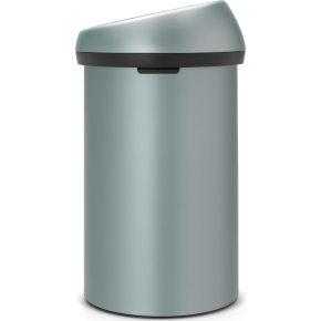 Brabantia Touch Bin 60 L, metallic mint