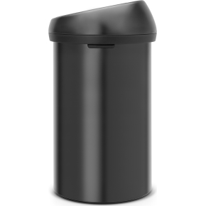 Brabantia Touch Bin 60 L, matt black