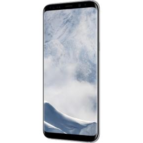 Samsung Galaxy S8+ smartphone, 4G, Sølv